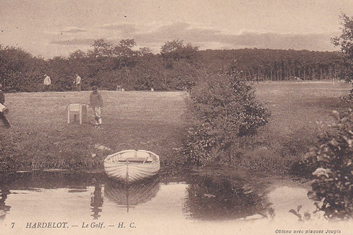 Hardelot Golf Links Ref.1900 C.Ea 1900s