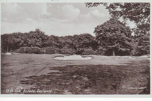 Belfairs Golf Course Ref.1968 C.1920s