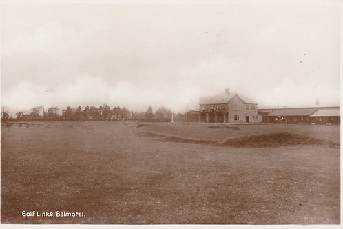 SOLD>Ref.332.Balmoral Golf Links,Club House,Ref 332.C.1920s-30