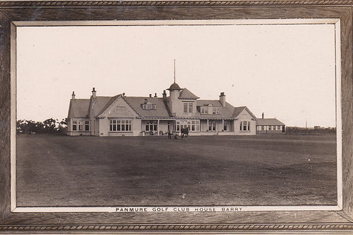 Panmure Golf House,Barry  Ref.2059a C.pre 1914