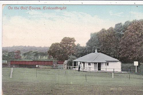 Kirkcudbright Golf Pavilion Ref 1440 C.1909