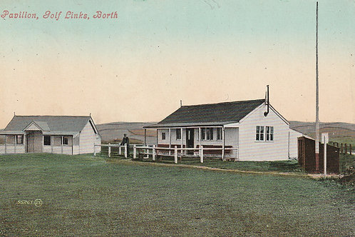 Borth Golf Club Houses Ref.2320 C.1905