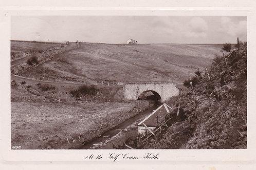 Keith Golf Course,Aberdeenshire.Ref 256. C.1912