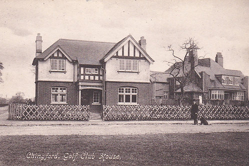 Chingford Golf House  Ref.1134a C.1907