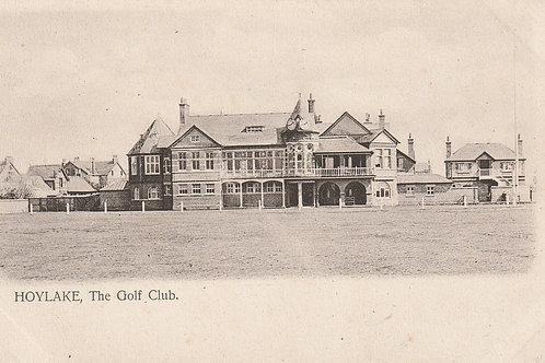 Hoylake Golf Club House C.1902-06 Ref.1637