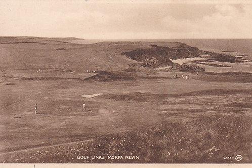 Nefyn(Morfa) Golf Links Ref.2277a C.1930