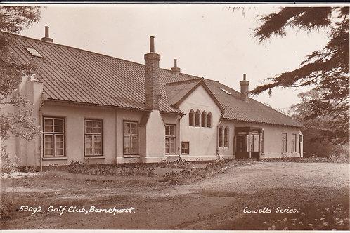 Barnhurst Golf House  Ref.1763 C.19??