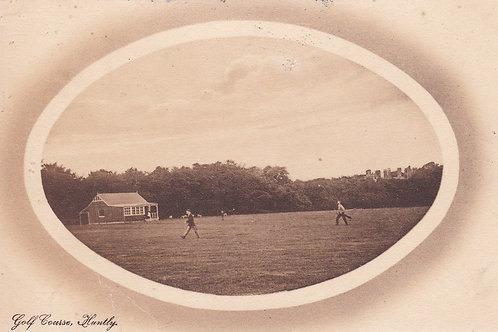 Huntly Golf Pavilion & Links Ref.1969 C.1914