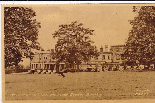 Bingley Golf Club Ref.1032 C.1930s-40s