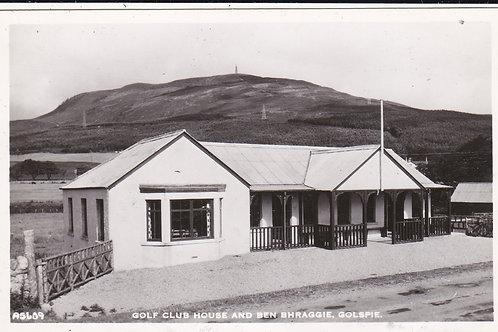 Golspie Golf House  Ref.1416 C.1930s?