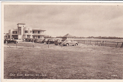 Barton-on-Sea Golf Links Ref.1356 C.1950s ?
