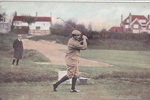 Vardon, Harry Muirfield Ref.671 C.1905