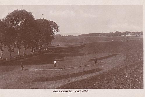 Inverness Golf Course/Club House Ref 470 C.E.1900s
