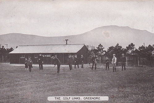 Greenore Golf Links Ref.2139a C.1910