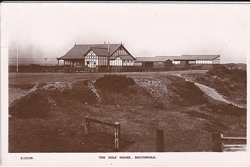Southwold Golf Pavilion Ref.1650 C.1910-15
