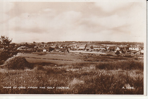 Muir of Ord Golf Course Ref.2401C.1930s