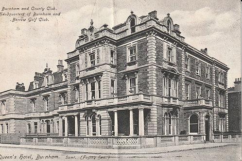 Burnham & Berrow Golf Club Headquarters Ref.2334 C.1913