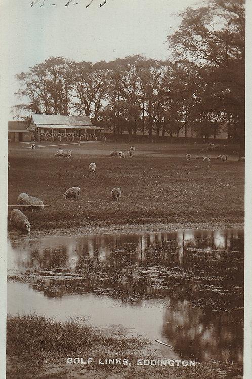 Herne Bay Golf Links & Pavilion Ref.2457 C.1913
