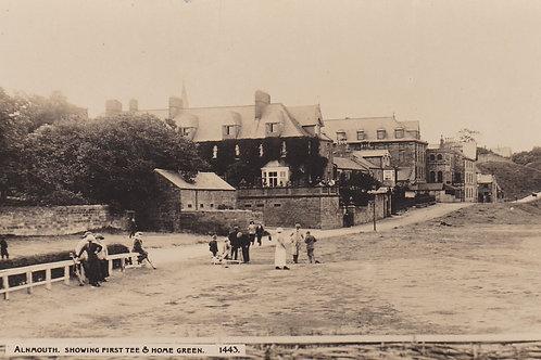SOLD>Ref.809a.Alnmouth Village Club C.Ea 1900 Ref.809a