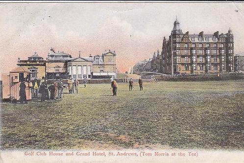St.Andrews & Tom Morris Ref.1085 C.1906