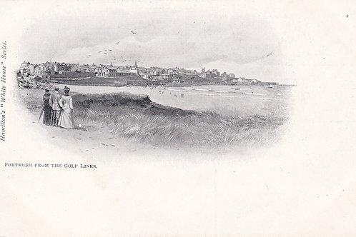 Portrush Golf Links Ref 1149 C.Early 1900