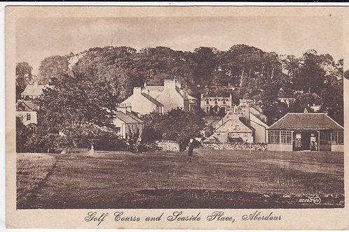 Aberdour Golf Pavilion, Fife Ref.1208 C.1923