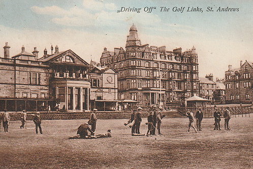 St.Andrews Links & Club House Ref.143a C.1920