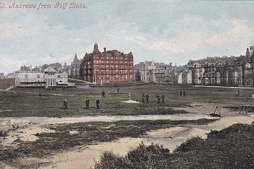 St Andrews Links & Club House Ref.1909 C.Ea 1900