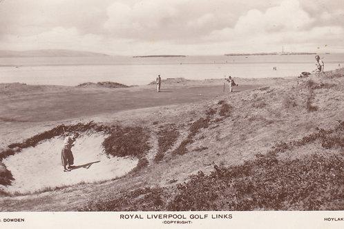 SOLD>Ref.502.Hoylake Golf Links,Cheshire C.19