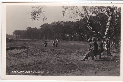 Belfairs Golf Course C.1920s-30s Ref.1401