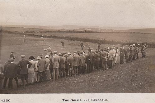 SOLD>Ref.828.Vardon v Duncan Seascale,Cumbria C.Early 1922