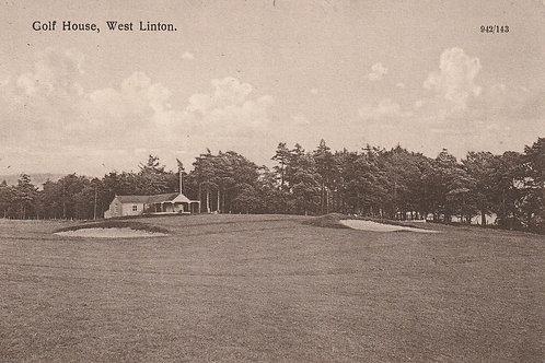 West Linton Golf Course Ref.2376 C.1945
