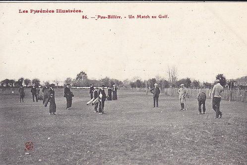 Braid v Vardon Golf Match Ref.1776 C.Ea 1900s