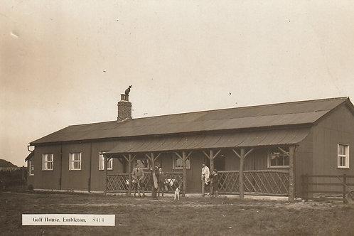 Embleton Golf Pavilion Ref.2714 C.ea 1900