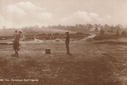 Ferndown Golf Links Ref.2469 C.1930
