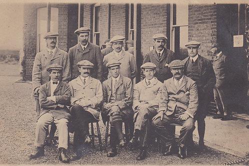 Deal,Kent 10 Open En Ref.182 C.1909