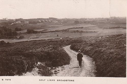 Broadstone Golf Links Ref.2321 C.1911