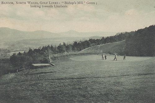 Bangor Golf Links,N.Wales C.1910 Ref.442