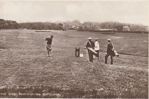 Bexhill-on-Sea Golf Links Ref.2384 C.1930s