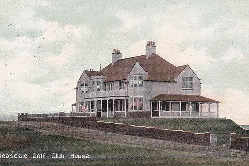 Seascale New Golf Club House.Ref 283. C.1907