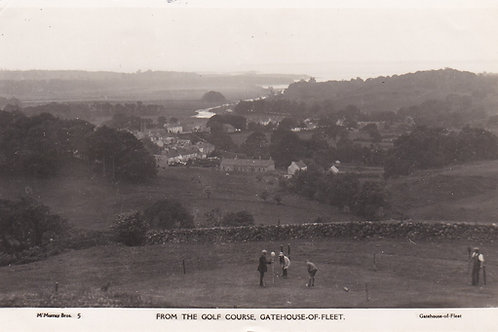 Gatehouse Golf Course Ref.332a C.1933