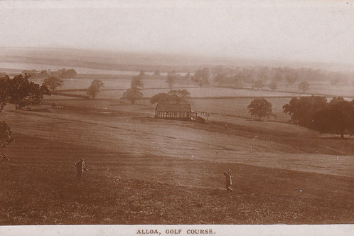 Alloa Golf Course & Pavilion Ref.1677