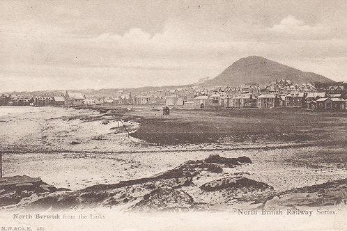 North Berwick & Largo Law.Ref 710. C.1906