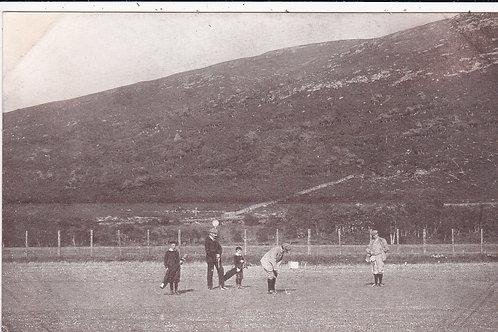 Braemar Golf course C.Pre 1914 Ref.1390