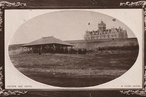Cruden Bay Golf Pavilion & Hotel Ref.2298a C.1910