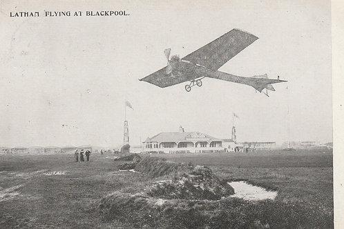 Blackpool 1910 Latham