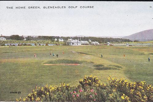 "Gleneagles ""Hame"" Green Ref.1103 C.19"