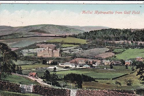 Moffat from the Golf Field Ref.017 C.1911