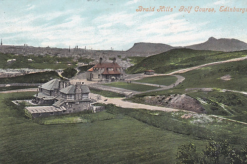 Braid Hills Golf House Ref.1929 c.1910-15