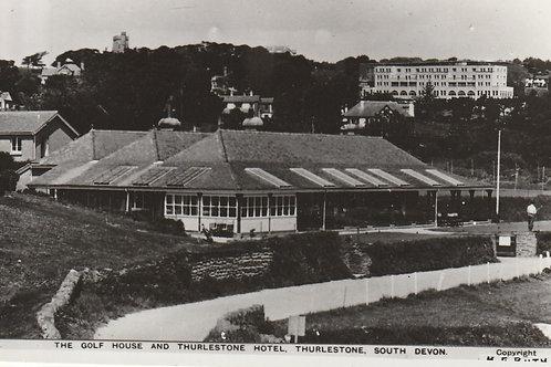Thurlestone Golf Club (Set) Ref.2642 to 46 C.1950s?